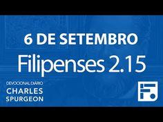 Voltemos Ao Evangelho | 6 de setembro – Devocional Diário CHARLES SPURGEON