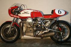 Moto guzzi Le Mans for sale at Race Bike Mart - £14000