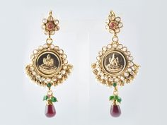 Name: Polki Earring   Product Code : PE-55  Price : 900  Buy Now : http://bit.ly/1DfvB6Z  You Can also call at +91 9748346461 to order this exclusive polki earring from Saakshijewellery.