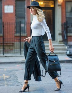 Mary Orton of The Classy Cubicle gives us a lesson in mastering AW14′s refined elegance