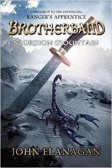 Scorpion Mountain (Brotherband Chronicles #5) by John Flanagan.  Expected publication: December 2nd 2014.  Ordered from Amazon.  Expected delivery: Monday, March 23, 2015 - Monday, March 30, 2015 by 8pm