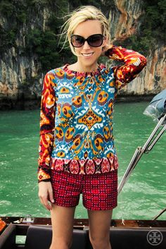 enterloop: Fashion Trend: Mixing Patterns and Prints