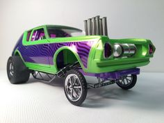 Post pics of your fave paint jobs! - Under Glass - Model Cars Magazine Forum