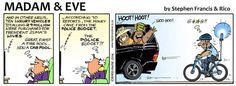 The police don't need a transport budget? - (no! zuma wants all money spent on him and his family)
