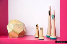 MICA Jewellery Shop // Savvy Studio   Afflante.com