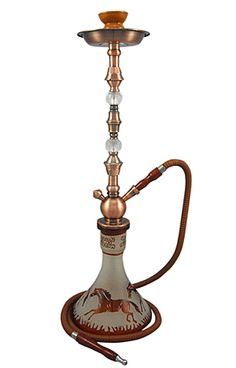 The 28'' Wild Horse Hookah - smoking-hookah.com