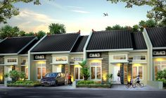 jasa 3d render rumah tinggal type kecil post by http://www.jpgbintaro.com