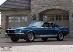 1968 Mustang Shelby GT500 KR