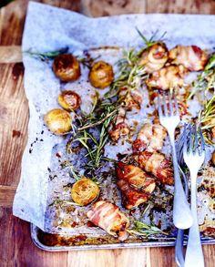 Bouchées de poulet grillées pour 6 personnes - Recettes Elle à Table