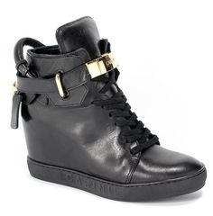 Sneakersy Carinii B3767/K-E50-000-PSK-B88 Czarny | Eurobuty