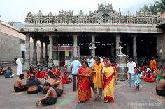 This is called the Annamalaiyar Temple and is dedicated to Lord Shiva. Main Entrance Door, The Holy Mountain, Sitting Posture, Man Sitting, All Smiles, Place Of Worship, Shiva, Temples, Image