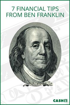 Benjamin Franklin was one of the Founding Fathers. He could also budget like a…