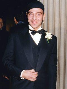1996  - John Galliano au cinquantième anniversaire de la maison Dior à New York.