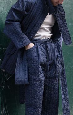 Craig Green, Make Your Own Clothes, High Fashion, Womens Fashion, Quilted Jacket, Mode Inspiration, Look Cool, Work Wear, Ideias Fashion
