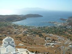 Serifos Mykonos, Santorini, Places In Greece, Paros, Small Island, Archipelago, Greek Islands, Airplane View, Countryside