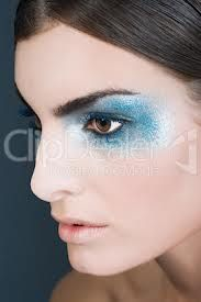 makeup blue - Google Search
