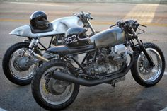 Moto Guzzi Le Mans Revival Cycles