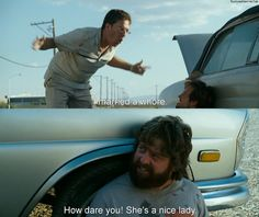 oh how i love the hangover