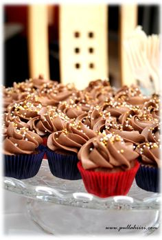 Pullahiiren leivontanurkka: Minimuffinssit
