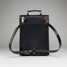 Alfie Douglas Alfie Six - Backpack>Shoulder bag>Briefcase>Cross-body>Pannier Bag