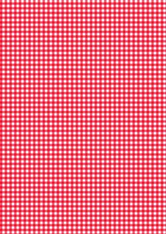 Cicideko - Red Gingham