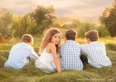 Beautiful children's pose