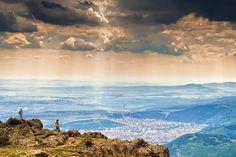 view from Karandila, Sliven Province, Bulgaria