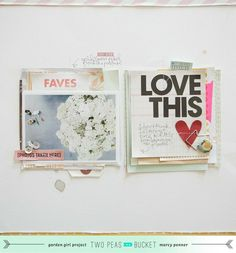 Love this   August Theme Little Things by Marcy Penner @2peasinabucket