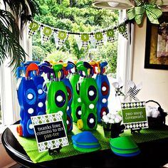 Golf party ideas to help turn your picnic, party, or maybe your even though celebration in a golf-lovers delight. If you and your friends love golf, and then any excuse is a great excuse for any good Golf First Birthday, 4th Birthday Parties, Birthday Ideas, Birthday Cakes, Birthday Pictures, Baby Birthday, 50th Birthday, Golf Party Decorations, Golf Theme