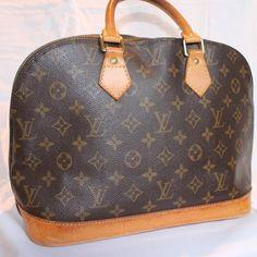 Tip: Louis Vuitton Handbag (Brown)