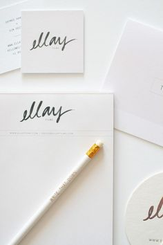 ellay films / identity & collateral by jayadores.