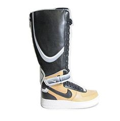 Nike WMNS Air Force 1 Boot SP Riccardo Tisci Givernchy 669918-200 US Women Size 9.5 *** To view further for this item, visit the image link.