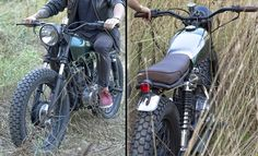 Image result for honda cg 125 brat style