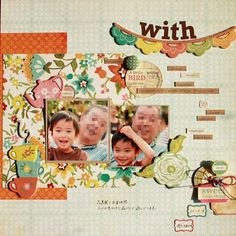 with - Crate Paper - Farmhouse Collection
