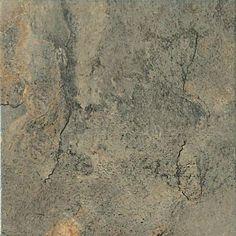 Daltile Franciscan Slate Woodland Verde 18 in. x 18 in. Glazed Porcelain Floor and Wall Tile (18 sq. ft. / case)-FS961818S1P at The Home Dep...