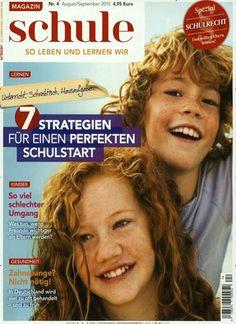 7 Strategien für einen perfekten Schulstart. Gefunden in: Magazin Schule, Nr. 4/2015