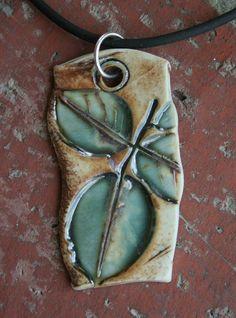 ceramic pendant