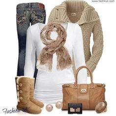 I like this except the uggs