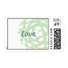 Love Wedding Succulent Stamp