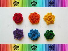Ravelry: Roses pattern by Patricia Eggen