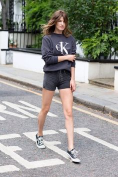 Hanneli Mustaparta for Calvin Klein