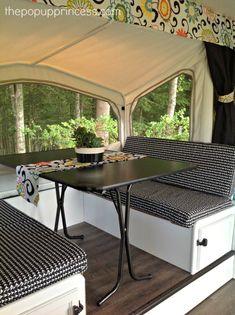 Pop Up Camper Renovation