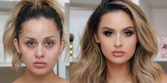 Oh yeah I need to know how to do makeup like this woman! Imagine being able to transform yourself like this?  #FullGlamMakeUp #FullCoverageGlam #MakeUpTutorial #MakeUp