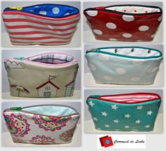 Lovely bags. They are all different. Clasp 15 cm