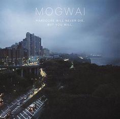 mogwai. cover by antony crook