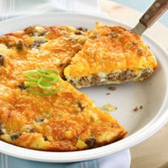 Impossibly Easy Cheeseburger Pie Fast and easy supper. Serve with a green salad and one or two vegetables as desired.