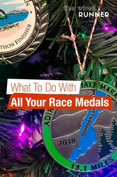 What To Do With All Your Race Medals Running Medals, Running Gear, Running Workouts, Running Training, Fun Workouts, Road Running, Beginners Cardio, Running For Beginners, Interval Cardio