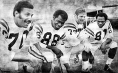 """The Purple People Eaters"" (Nickname given to the defensive, front line of the Minnesota Vikings during the 1960's and 1970's. They're considered one of the best front lines in NFL history.)"