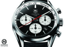 8191043db BEHIND THE SCENES - Introducing the TAG Heuer Carrera CH80