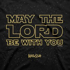 May the Lord T-Shirt from Clothed with Truth